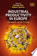 Industrial Productivity in Europe Book