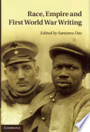 Race Empire And First World War Writing