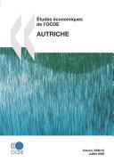 Pdf Études économiques de l'OCDE : Autriche 2009 Telecharger