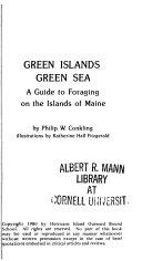 Green Islands  Green Sea