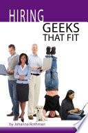 Hiring Geeks That Fit Book