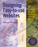 Cover of Designing Easy-to-use Websites