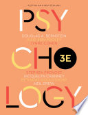 Cover of Psychology Australian and New Zealand Edition
