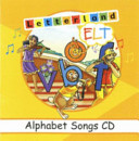 Books - Letterland ELT Alphabet Songs (CD) | ISBN 9781862091917