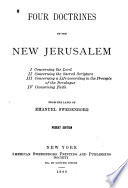 Four Doctrines of the New Jerusalem