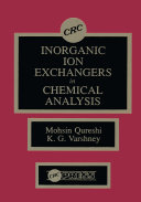 Inorganic Ion Exchangers in Chemical Analysis