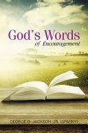 God's Words of Encouragement Pdf/ePub eBook