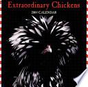 Extraordinary Chickens - Wall Calendar