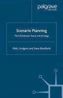 Scenario Planning [Pdf/ePub] eBook