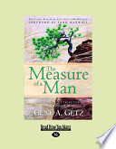 The Measure Of A Man Large Print 16pt