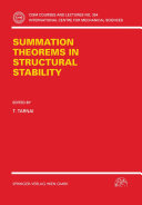 Summation Theorems in Structural Stability