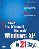 Sams Teach Yourself Microsoft Windows XP in 21 Days