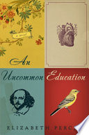 An Uncommon Education Book