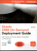 Oracle Crm On Demand Deploy