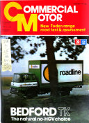 The Commercial Motor