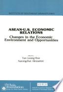 ASEAN U S  Economic Relations
