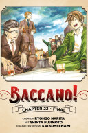 Baccano   Chapter 22  manga