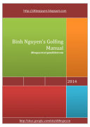 Binh Nguyen's Golf Manual