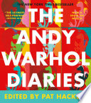 The Andy Warhol Diaries Book