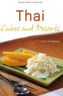 Mini Thai Cakes   Desserts