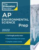Princeton Review AP Environmental Science Prep  2022