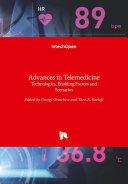 Advances In Telemedicine Book PDF