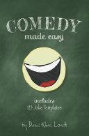 Comedy Made Easy Pdf/ePub eBook