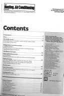 The Heating and Air Conditioning Journal