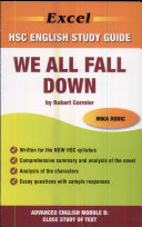 We All Fall Down, by Robert Cormier