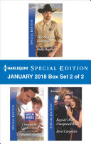 Harlequin Special Edition January 2018 Box Set 2 of 2