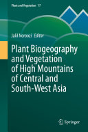 Plant Biogeography and Vegetation of High Mountains of Central and South-West Asia