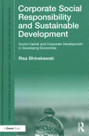 Corporate Social Responsibility and Sustainable Development