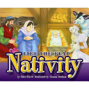 Lift the Flap Nativity Book