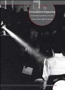Cinema as Happening Pasolini's Primitivism and the Sixties Italian Art Scene