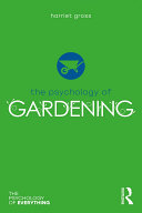 Pdf The Psychology of Gardening Telecharger