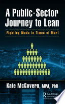 A Public-Sector Journey to Lean