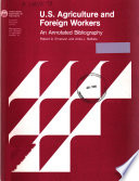 U S Agriculture And Foreign Workers