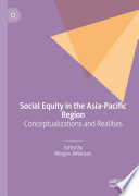 Social Equity In The Asia Pacific Region
