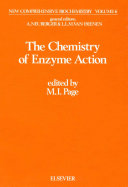 Pdf The Chemistry of Enzyme Action