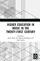 Higher Education in Music in the Twenty First Century