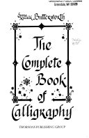 The Complete Book Of Calligraphy