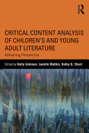 Critical Content Analysis of Children's and Young Adult Literature Pdf/ePub eBook