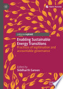 Enabling Sustainable Energy Transitions