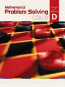 Mathematics Problem Solving Coach
