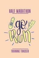 Half Marathon Training Tracker