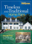 Timeless and Traditional Home Plans