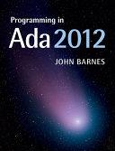 Programming in Ada 2012