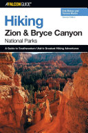 Hiking Zion and Bryce Canyon National Parks Pdf/ePub eBook