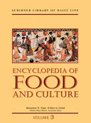 Encyclopedia of Food and Culture  Obesity to Zoroastrianism  Index Book