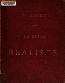 La Revue réaliste